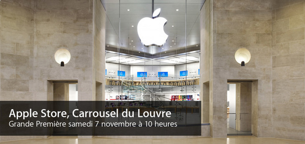 Apple Store Carrousel du Louvre
